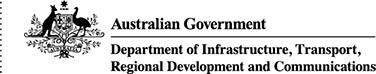 Community Development Grants Department of Infrastructure, Transport, Regional Development and Communications
