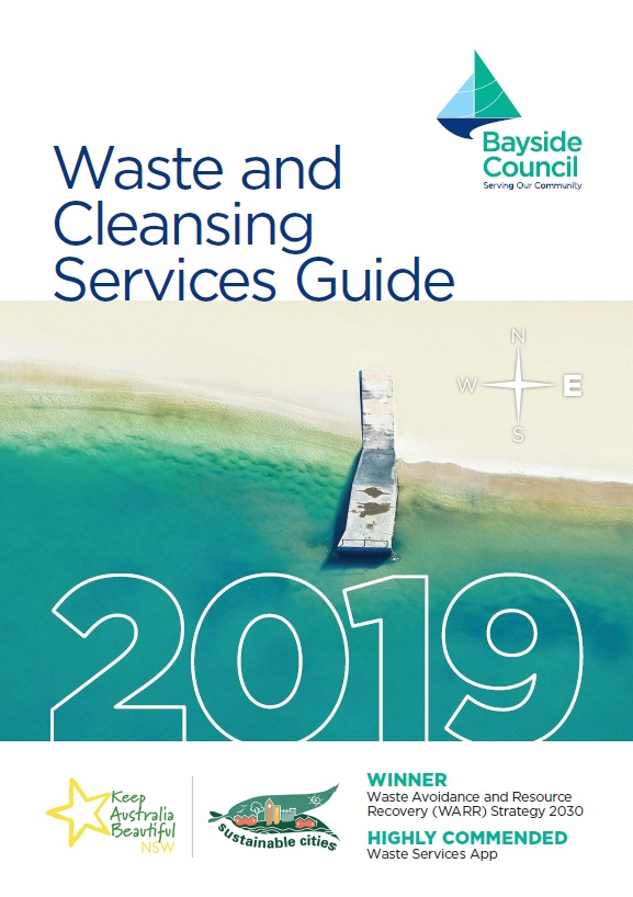 East Waste Guide 2019