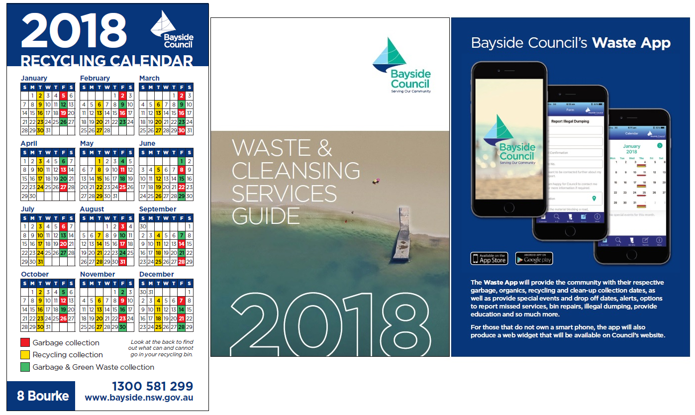 Waste Guide and Calendar